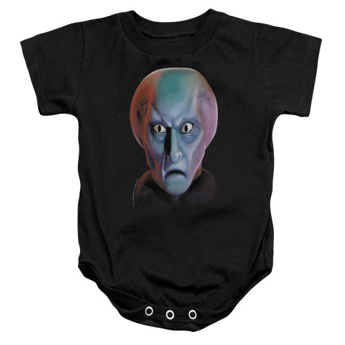 Image for Star Trek Balok Head Baby Creeper