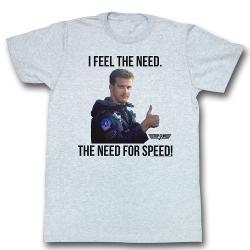 Image for Top Gun T-Shirt - Feel the Need