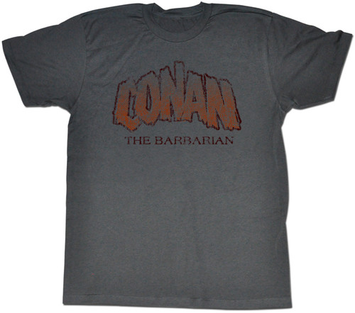 Image for Conan the Barbarian T-Shirt - Classic Conan
