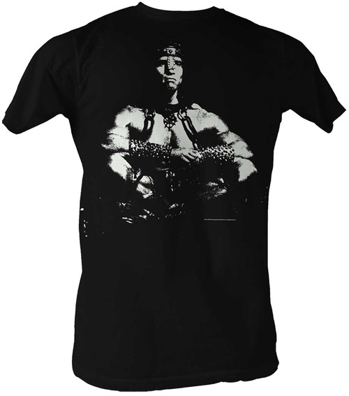 Image for Conan the Barbarian T-Shirt - Sitting
