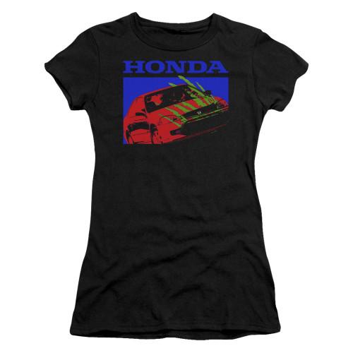 Image for Honda Girls T-Shirt - Civic Bold