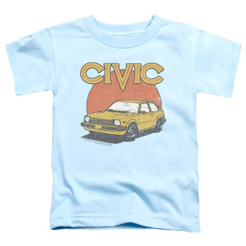 Image for Honda Toddler T-Shirt - Retro Civic