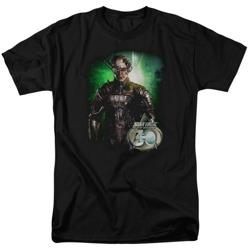 Image for Star Trek The Next Generation T-Shirt - Borg 30