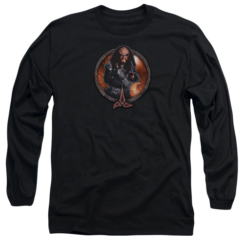 Image for Star Trek The Next Generation Long Sleeve T-Shirt - Gowron