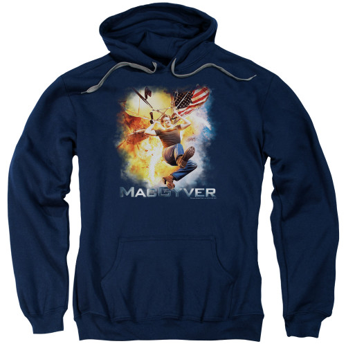 Image for MacGyver Hoodie - Parachute