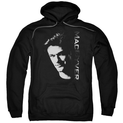 Image for MacGyver Hoodie - Face