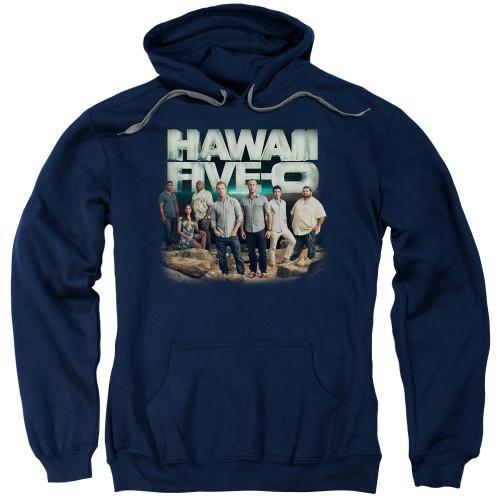 Image for Hawaii Five-0 Hoodie - Cast