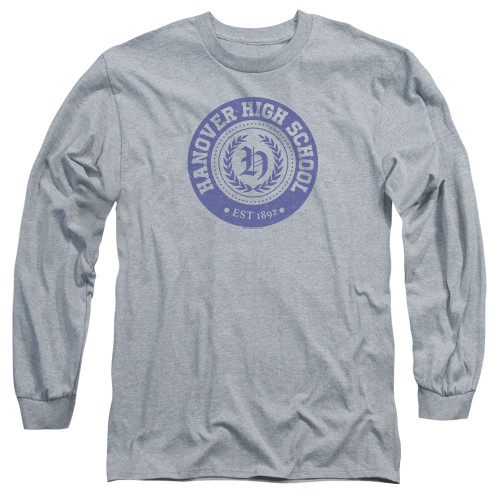 Image for American Vandal Long Sleeve T-Shirt - Hanover Seal