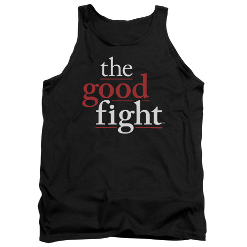 Image for The Good Fight Tank Top - Logo