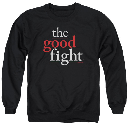 Image for The Good Fight Crewneck - Logo