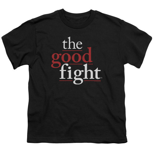 Image for The Good Fight Youth T-Shirt - Logo