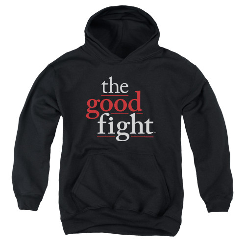 Image for The Good Fight Youth Hoodie - Logo