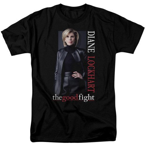 Image for The Good Fight T-Shirt - Diane
