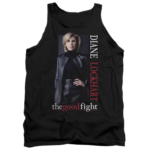 Image for The Good Fight Tank Top - Diane