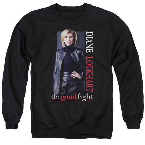 Image for The Good Fight Crewneck - Diane