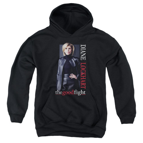 Image for The Good Fight Youth Hoodie - Diane