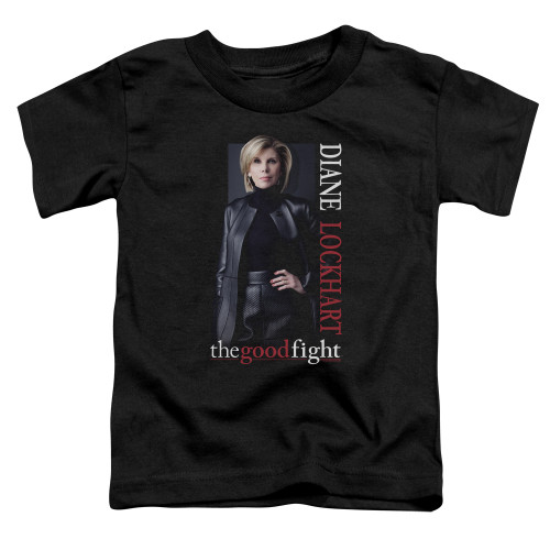 Image for The Good Fight Toddler T-Shirt - Diane