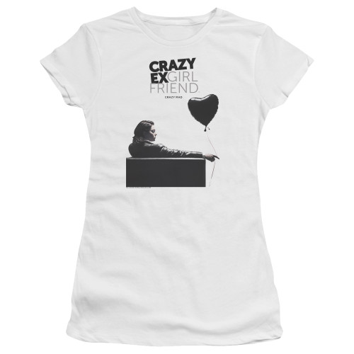 Image for Crazy Ex-Girlfriend Girls T-Shirt - Crazy Mad