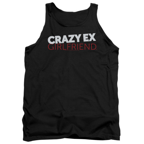 Image for Crazy Ex-Girlfriend Tank Top - Logo