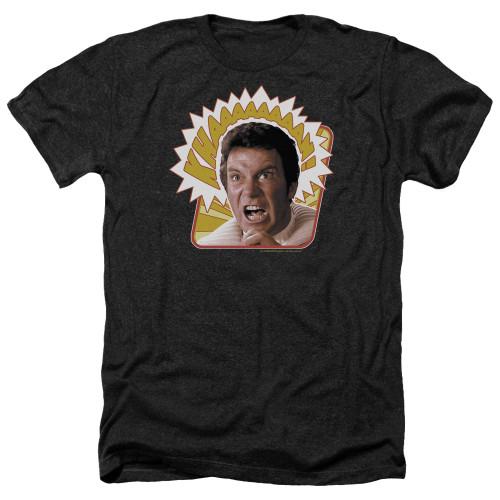 Image for Star Trek Heather T-Shirt - Khaaaaan