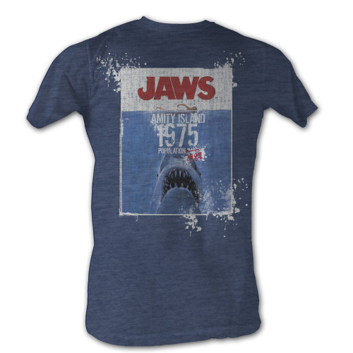 Image for Jaws T-Shirt - Population