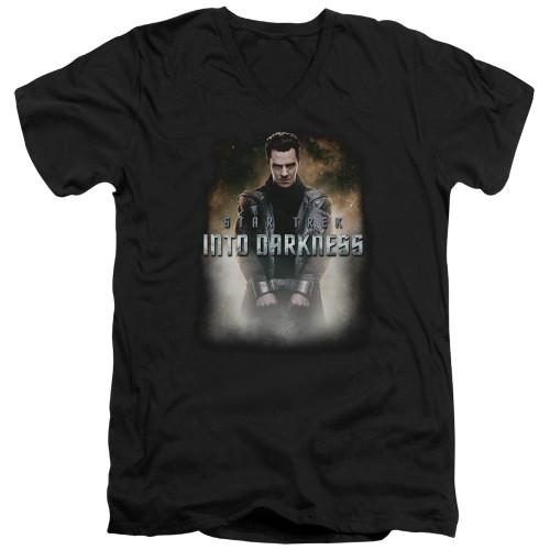 Image for Star Trek Into Darkness T-Shirt - V Neck - Harrison