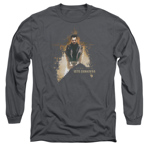 Image for Star Trek Into Darkness Long Sleeve T-Shirt - Dark Villain