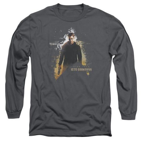 Image for Star Trek Into Darkness Long Sleeve T-Shirt - Dark Hero