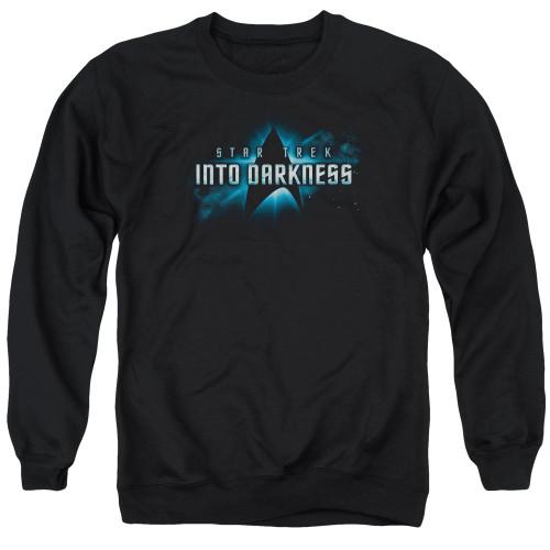 Image for Star Trek Into Darkness Crewneck - Logo