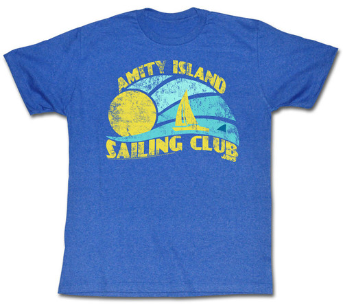 Image for Jaws T-Shirt - Sailing Club