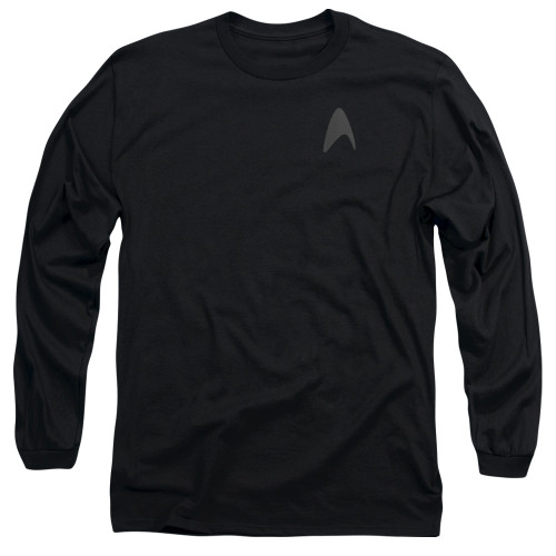Image for Star Trek Into Darkness Long Sleeve T-Shirt - Command Logo