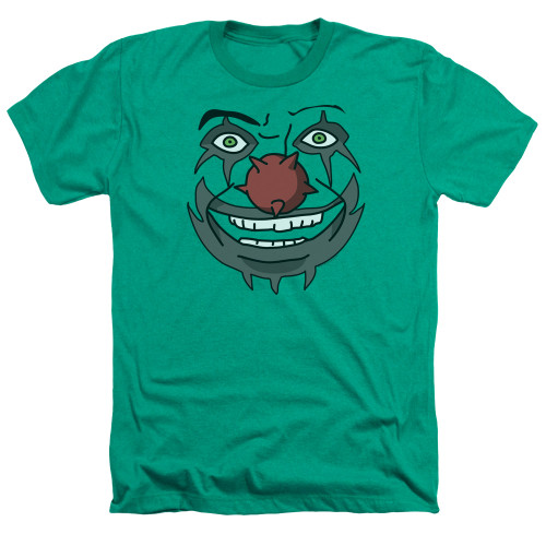 Image for Metalocalypse Heather T-Shirt - Doctor Rockso