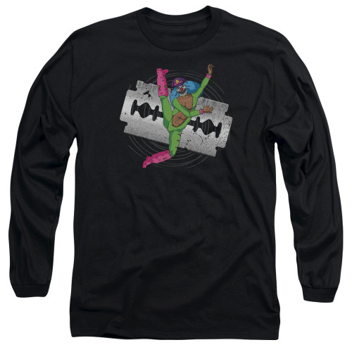 Image for Metalocalypse Long Sleeve Shirt - Rockso Dance