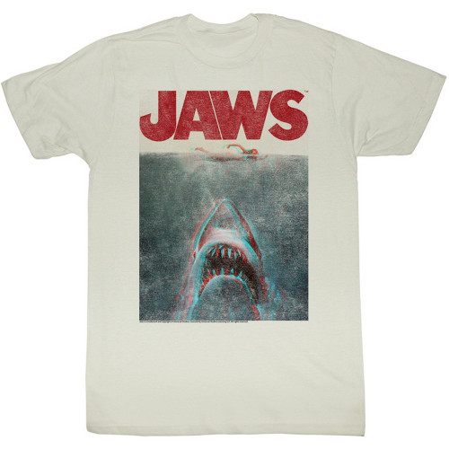 Image for Jaws T-Shirt - Terrifying