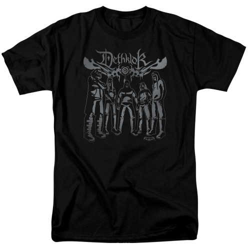 Image for Metalocalypse T-Shirt - Deathklok Band