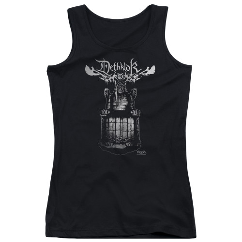 Image for Metalocalypse Girls Tank Top - Statue