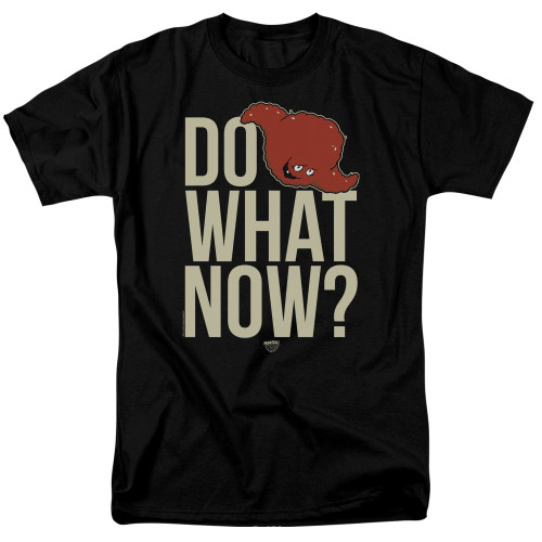 Image for Aqua Teen Hunger Force T-Shirt - Say What Now?