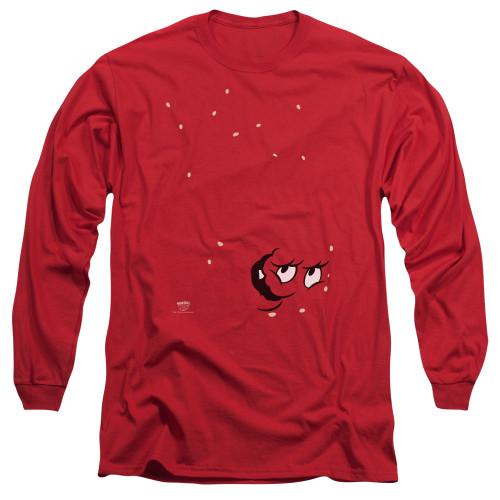 Image for Aqua Teen Hunger Force Long Sleeve Shirt - Meatwad