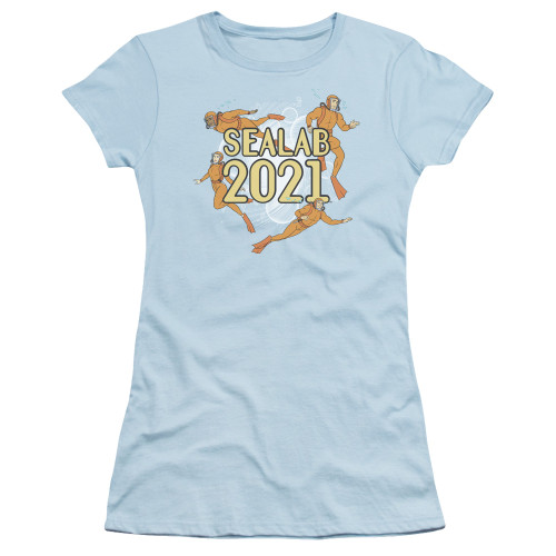 Image for Sealab 2021 Girls T-Shirt - Suit Up
