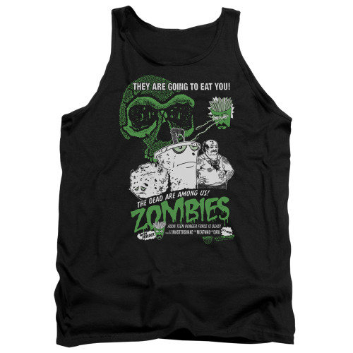 Image for Aqua Teen Hunger Force Tank Top - Zombies