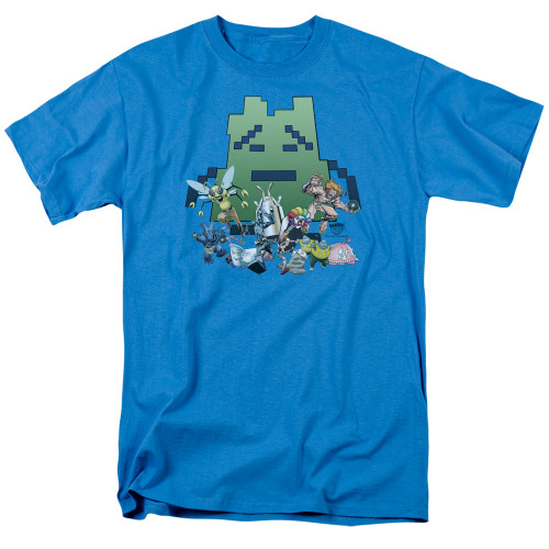 Image for Aqua Teen Hunger Force T-Shirt - Group