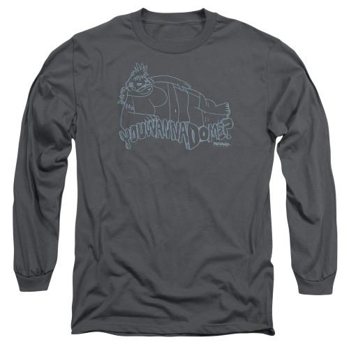 Image for Squidbillies Long Sleeve Shirt - Krystal