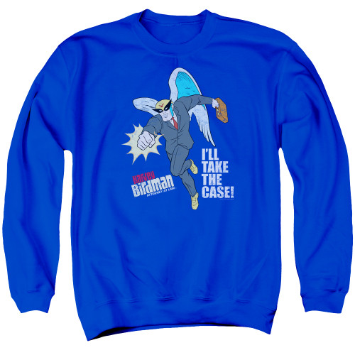 Image for The Venture Bros. Crewneck - Take the Case