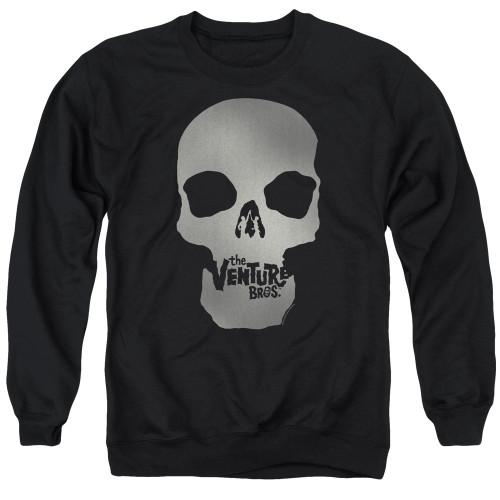 Image for The Venture Bros. Crewneck - Skull Logo
