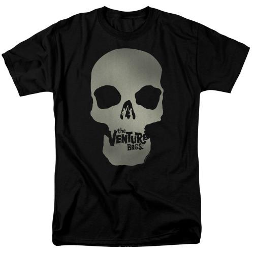 Image for The Venture Bros. T-Shirt - Skull Logo