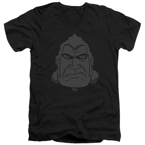 Image for The Venture Bros. V Neck T-Shirt - License to Kill