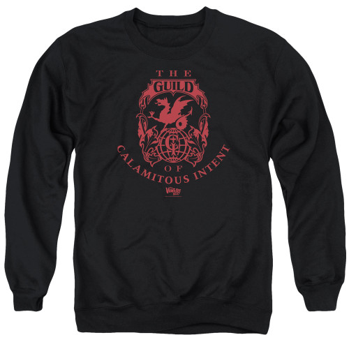 Image for The Venture Bros. Crewneck - The Guild of Calamitous Intent Crest