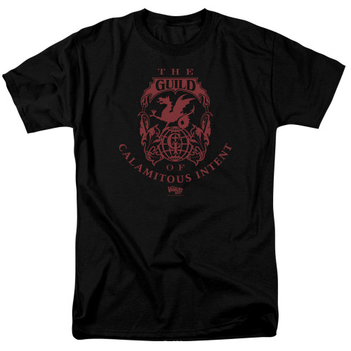 Image for The Venture Bros. T-Shirt - The Guild of Calamitous Intent Crest