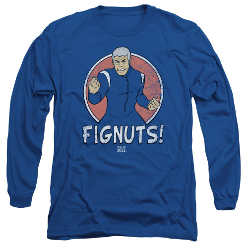 Image for Sealab 2021 Long Sleeve Shirt - Fignuts