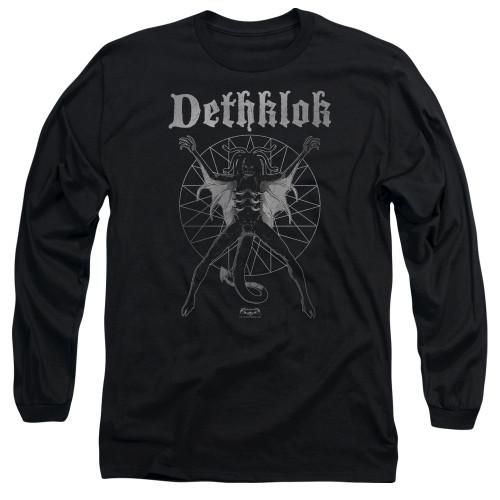 Image for Metalocalypse Long Sleeve Shirt - Sigil